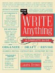 How to Write Anything jacket